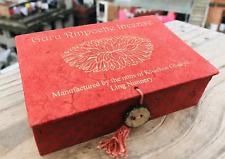 Guru Rinpoche Healing Gift Pack Tibetan Incense Sticks Handmade by Nuns