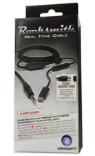 CABLE ROCKSMITH REAL TONE EDITION ORIGINAL - NUEVO - PC PS4 XBOX ONE PS3 - 2014