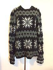 """Rare Vtg Raf Simons Black Sweater """"Closer"""" AW2003"""