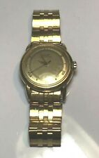 Tissot Vintage Automatic 14K Gold Watch Runs And Keeps Time