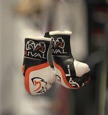 Rival Boxing Mini Boxing Gloves Car Hanger Van Rear Mirror Gift