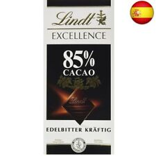 Lindt Excellence ? Tableta de chocolate negro 85% cacao, 100 g