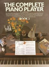 The Complete Piano Player Learn to Play Keyboard Guitar Sheet Music Book 3