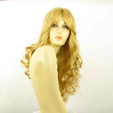 Perruque femme longue blond clair doré MICKI LG26