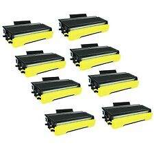NON-OEM 8 TONER CARTRIDGE FOR BROTHER TN-650 MFC-8890DW MFC-8480DN