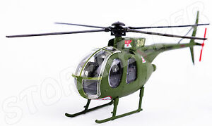 Hughes OH-6 Cayuse - USA 1972 - 1/72 (No47)