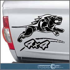 4x4 Car Sticker Decal Large High Quality Unique Australian Made Off Road 4WD AWD