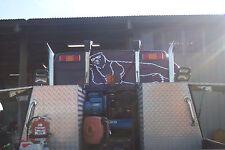 Massive Bundy Bear, Bundy Truck Cab, Boat, Trailer, Sticker Decal 1500 x 585mm