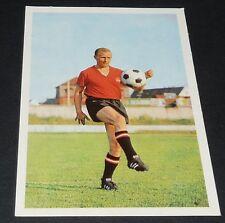 HILPERT 1. FC NÜRNBERG FUSSBALL 1966 1967 FOOTBALL CARD BUNDESLIGA PANINI