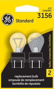 Back Up Light Bulb-Sedan GE Lighting 3156/BP2