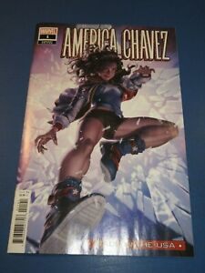 America Chavez Made in the USA #1 Yoon Variant NM Gem