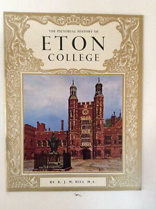 THE PICTORIAL GUIDE OF ETON COLLEGE - Booklet