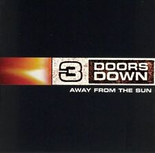 Away from the Sun by 3 Doors Down - BMG (CD, Nov-2002, Universal Distribution)