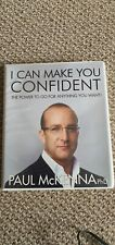 """""""I CAN MAKE YOU CONFIDENT"""" by PAUL McKENNA PhD HUGE 4-CD BOX SET"""