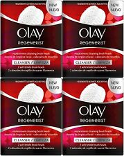 Olay Regenerist Replacement Cleansing Brush Heads (4 x 2 Pack)