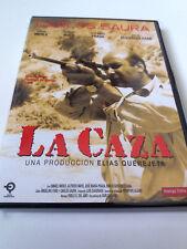 """DVD """"LA CAZA"""" CARLOS SAURA ELIAS QUEREJETA ISMAEL MERLO ALFREDO MAYO JOSE MARIA"""