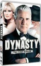 Dynasty, season 1 - DVD, new & sealed - 80s TV soap opera, complete first season