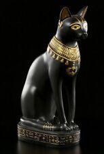 Bastet FIGURA 21,5 cm - Egipto decoración gato katzengöttin egipcio