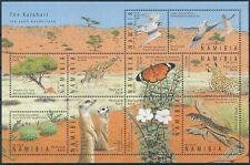 [I478] Namibia 2014 Fauna good sheet very fine MNH