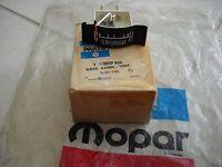 NOS MOPAR 1968 DODGE POLARA-MONACO TEMP GAUGE-2857058