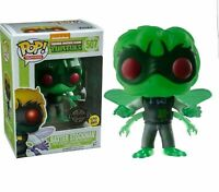 Baxter Stockman Glow GITD Funko Pop Vinyl New in Box + Protector