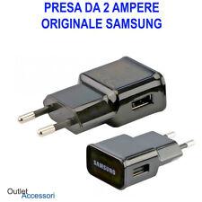 Caricatore Travel Presa Originale Samsung Galaxy S2 S3 S4 S5 S6 S7 J3 J5 J7 A7