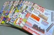 Modelleisenbahner Magazin   Konvolut #1   16 Stk