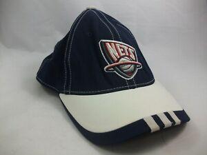 Nets Adidas NBA Basketball Youth Hat Dark Blue Baseball Cap