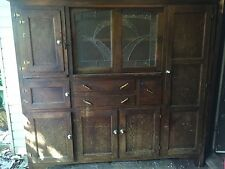 Early Australian Vintage Kitchen Cabinet, 1920's