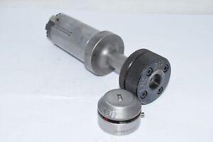 Amada Strippit Wilson S114403-01197 CNC Turret Punch Press Holder Tool 8'' OAL