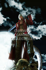 RGC Huge Poster - Devil May Cry Dante PS3 PS2 XBOX 360 - DMC003