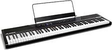 Alesis Recital 88 Keys Digital Piano Semi-Weighted Keys.