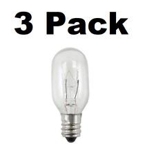 Make Up Mirror Light Bulb for Conair RP34B 20 WATT Bulb Lighted Mirror 3 BULBS