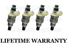 *LIFETIME WARRANTY* OEM Nikki Set Of 4 Fuel Injectors for Mitsubishi 1.5 1.8 2.0