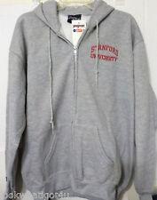Stanford University full zippper Hoodie Size LG by Jansport w/ tags
