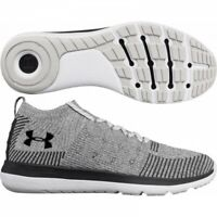 Under Armour UA Men's Slingflex Rise Running Shoes - Grey - UK 9 - New