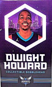 Dwight Howard Bobble Head NBA Charlotte Hornets 2017 New San Antonio Spurs