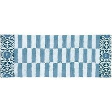"""Simple Spaces by Jellybean Subway Tile With Medallion 21"""" x 54"""""""