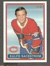 1993 OPC Fanfest Puck Canadiens' Ralph Backstrom
