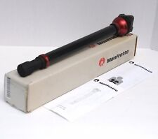Manfrotto 554 Carbon Fiber MDeVe Video Tripod Leveling Column – New in Box