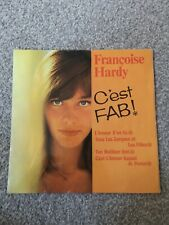 Francoise Hardy - C'est Fab! - EP SLEEVE ONLY (No Record)