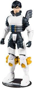 """McFarlane Toys My Hero Academia Tenya Iida 7"""" Action Figure Kids Gift"""