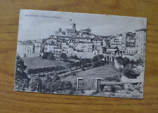 CARTOLINA CUNEO MONDOVI' PIAZZA  VIAGGIATA 1926 SUBALPINA HH