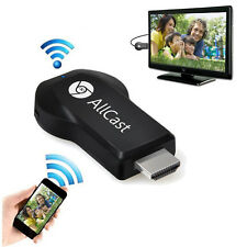 Allcast Wifi Display HDMI 1080P TV Dongle Empfänger Fits Smartphone Laptop TV LX