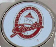5 NCAA Collegiate Golf Ballmark Ballmarker ballmark 2007 PGA Championship Red