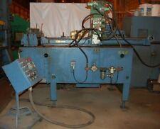 Coilmatic Xcfa 3030 Feeder Amp Straightening Machine 19109