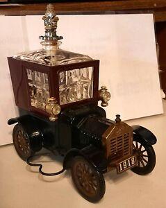 Musical Decanter 1918 Model Ford Car Liquor Bar Whiskey