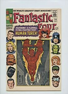 Fantastic Four No. 54