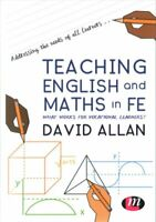 Teaching English and Maths in FE What works for vocational lear... 9781473992795