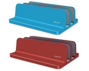 Laptop Stand Holder Vertical Aluminum Alloy Desk Holder Dock Stable Stander